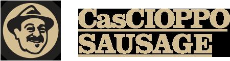 CasCioppo Sausage Logo